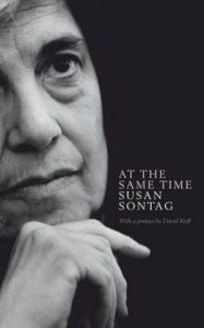 susan sontag at the same time