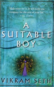 vikram seth a suitable boy