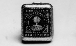 the smallest dictionary in the world