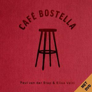 cafe Bostella boek omslag