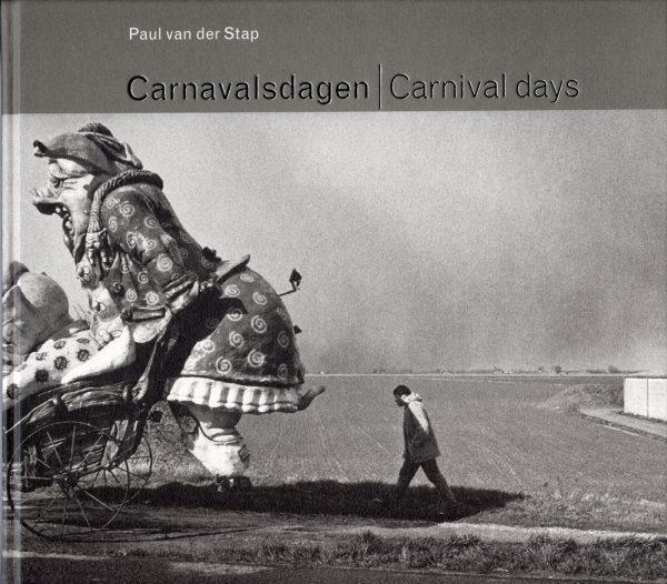 Carnavalsdagen boek omslag