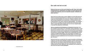 Cafe Bostella boek